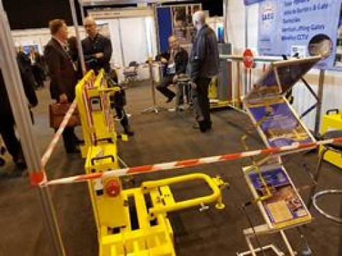 Readi-Guard Barriers and Gates at DPRTE 2018
